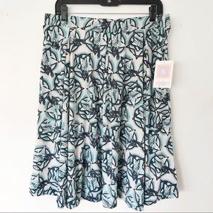 Lularoe Statue of Liberty Madison Skirt
